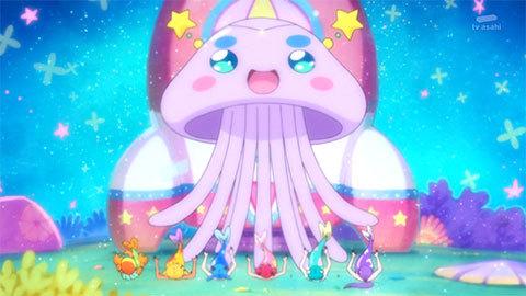【スター☆トゥインクルプリキュア】第27話「海の星!人魚になってスーイスイ☆」08