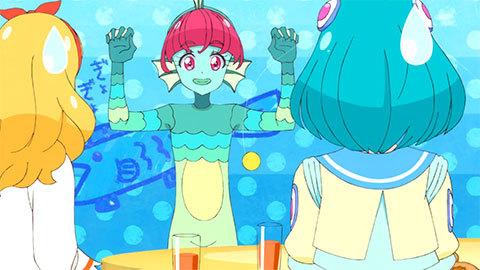 【スター☆トゥインクルプリキュア】第27話「海の星!人魚になってスーイスイ☆」04