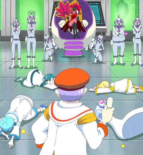 【スター☆トゥインクルプリキュア】第29話「ただいまルン☆惑星サマーンのユウウツ」14