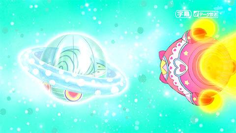 【スター☆トゥインクルプリキュア】第29話「ただいまルン☆惑星サマーンのユウウツ」01