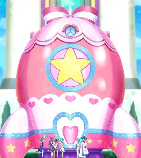【スター☆トゥインクルプリキュア】第30話「ララの想いとAIのキモチ☆」20