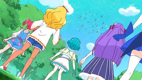 【スター☆トゥインクルプリキュア】第30話「ララの想いとAIのキモチ☆」06