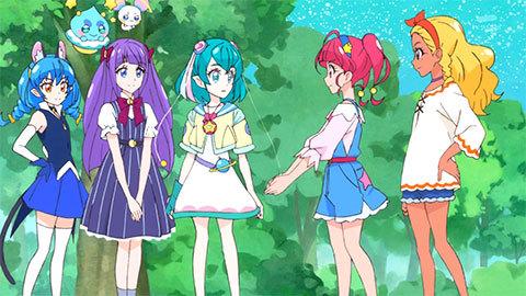 【スター☆トゥインクルプリキュア】第30話「ララの想いとAIのキモチ☆」05