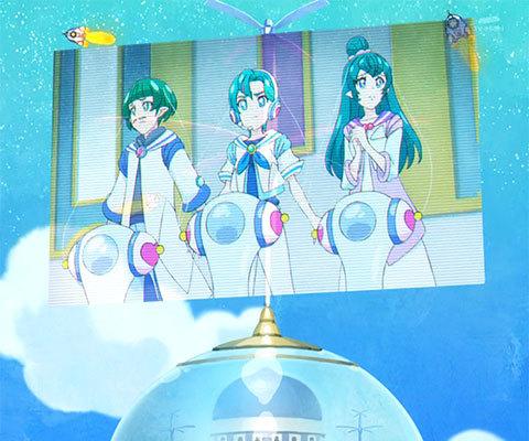 【スター☆トゥインクルプリキュア】第30話「ララの想いとAIのキモチ☆」04