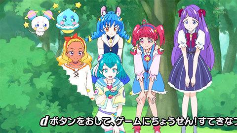 【スター☆トゥインクルプリキュア】第30話「ララの想いとAIのキモチ☆」03