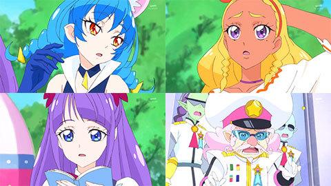 【スター☆トゥインクルプリキュア】第31話「守り抜け!最後のプリンセスのペン☆」03