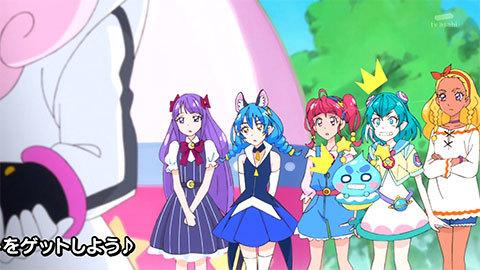 【スター☆トゥインクルプリキュア】第31話「守り抜け!最後のプリンセスのペン☆」02