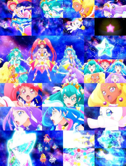 【スター☆トゥインクルプリキュア】第32話「重なる想い☆新たなイマジネーションの力」14