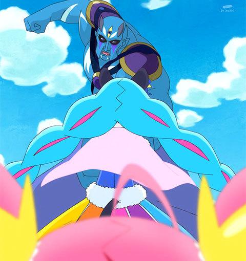 【スター☆トゥインクルプリキュア】第32話「重なる想い☆新たなイマジネーションの力」08