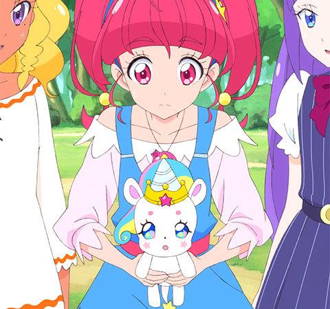 【スター☆トゥインクルプリキュア】第32話「重なる想い☆新たなイマジネーションの力」02