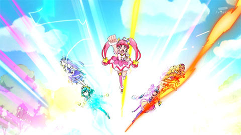 【スター☆トゥインクルプリキュア】第33話「フワの決意!お手伝い大作戦☆」14