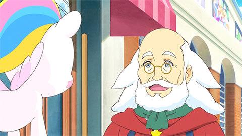 【スター☆トゥインクルプリキュア】第33話「フワの決意!お手伝い大作戦☆」10