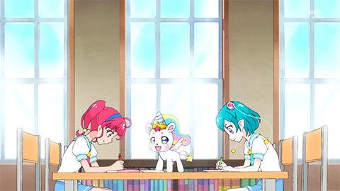 【スター☆トゥインクルプリキュア】第33話「フワの決意!お手伝い大作戦☆」05