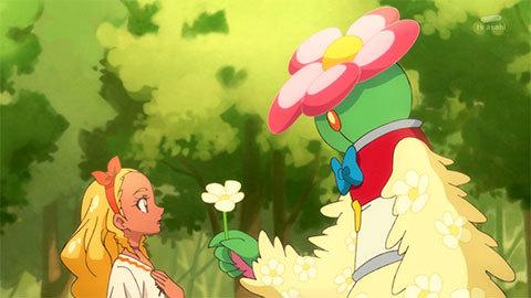 【スター☆トゥインクルプリキュア】第34話「つながるキモチ☆えれなとサボテン星人!」19