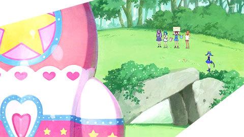 【スター☆トゥインクルプリキュア】第34話「つながるキモチ☆えれなとサボテン星人!」02