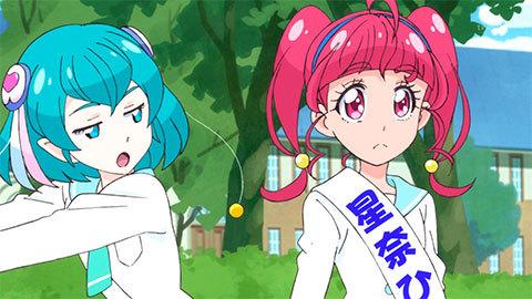 【スター☆トゥインクルプリキュア】第35話「ひかるが生徒会長!?キラやば選挙バトル☆」05