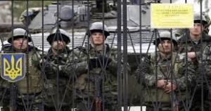 CBS news Ukraine mobilizes as Russian troops control Crimea