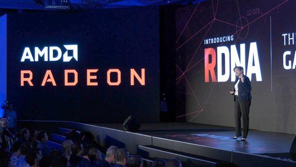 AMD基調講演2019in台北その1