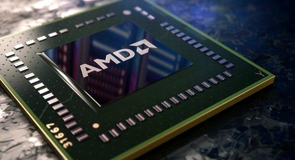 AMD刻印チップ画像