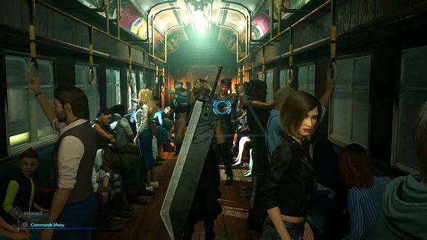 ff7リメイク列車