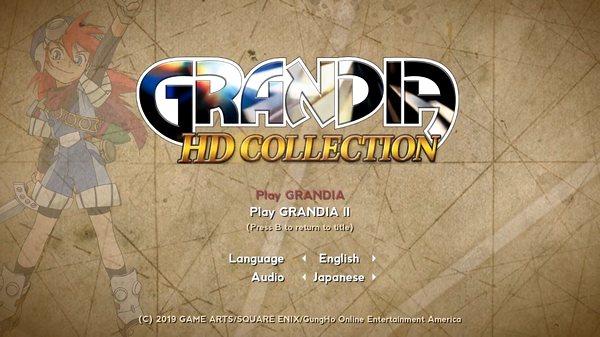 グランディアHD E3 プレイ動画01