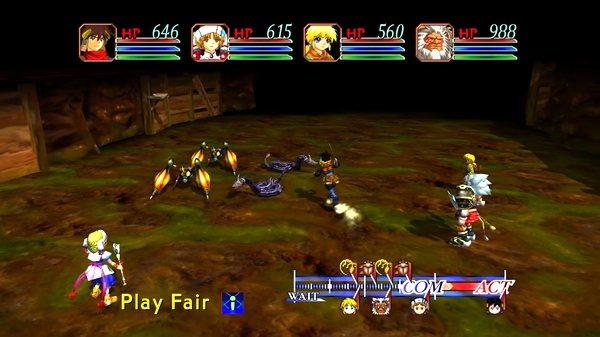 グランディアHD E3 プレイ動画05