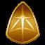 キルラキルゴールドアイコン