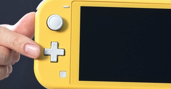 Nintendo Switch Lite HD振動なし