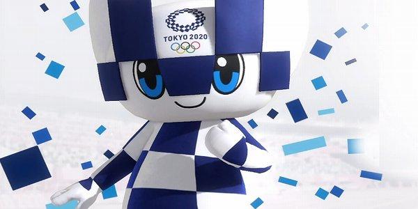 東京2020ビデオゲームのミライトワ