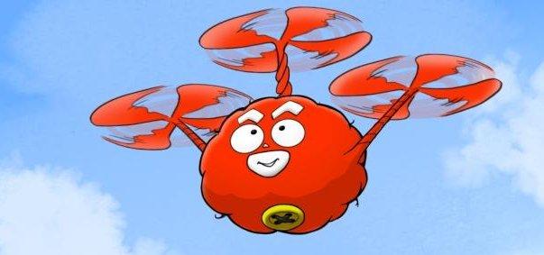 ゴンジロー風タケコプター