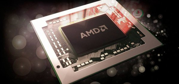 AMDチップイメージ