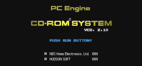 PCエンジンSUPERCD-ROM2