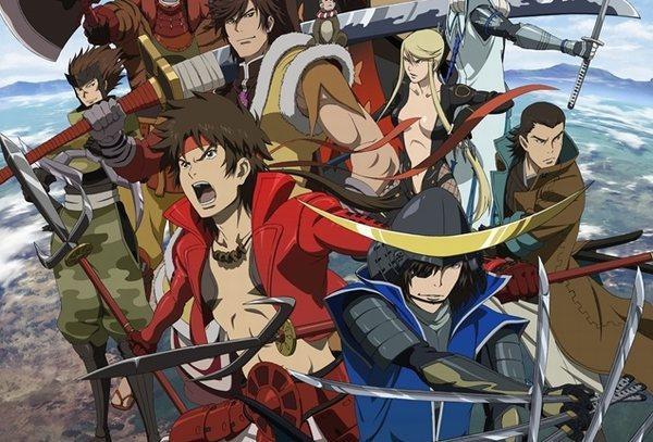 TVアニメ戦国BASARA