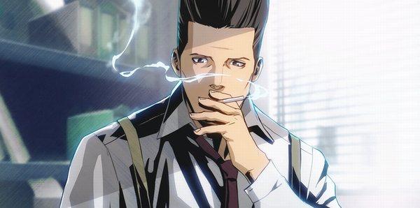 神宮寺三郎のタバコ