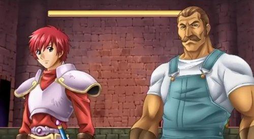PS2版イース3タイトー版