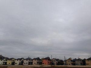 今日は曇り190211