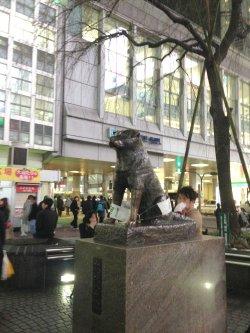 渋谷ハチ公くん