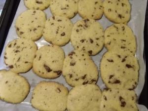 クッキー焼き上がり1