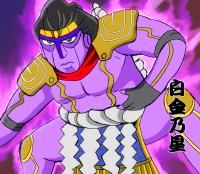 承太郎は千代の富士関のファンである。