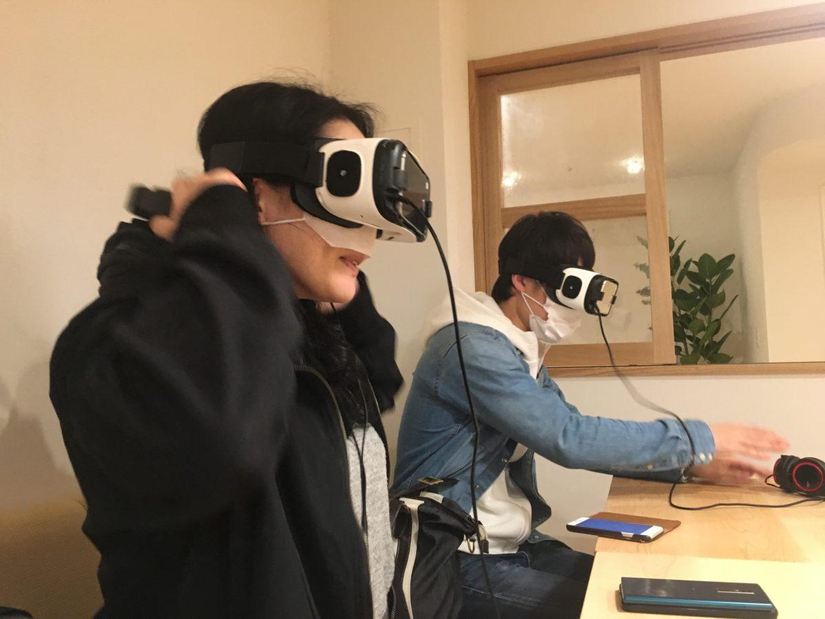VR認知症体験会2019.04.26