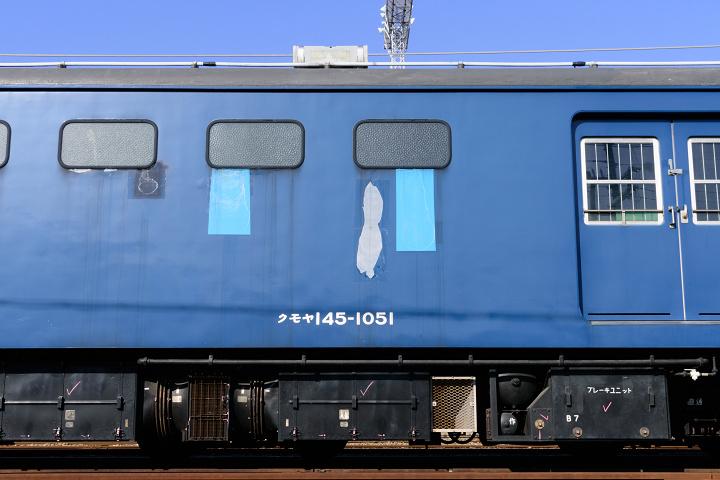 クモヤ145-1331s