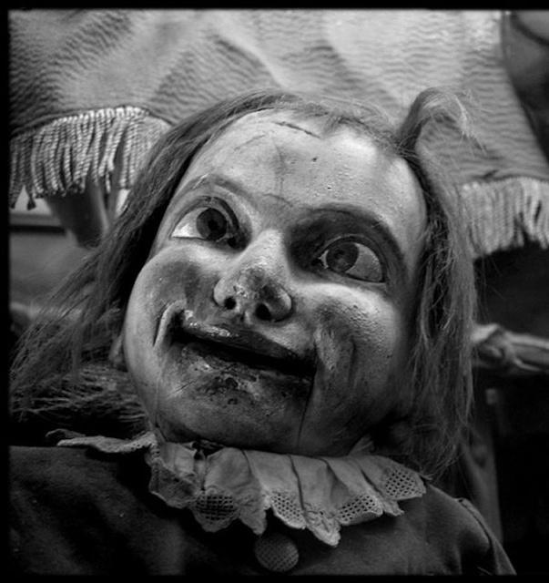 昔の腹話術人形の画像(6枚目)