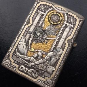精巧すぎるコインの彫刻05
