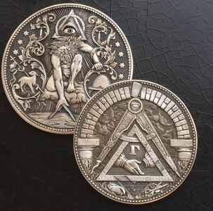 精巧すぎるコインの彫刻09