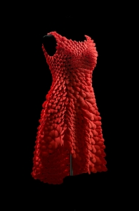 3Dプリンタのドレス05