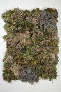 生い茂る森林を再現した絨毯02