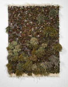 生い茂る森林を再現した絨毯04