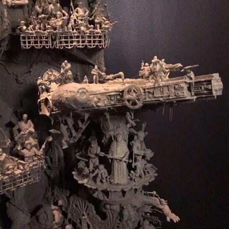 幽霊過ぎるオバケの海賊船の画像(3枚目)