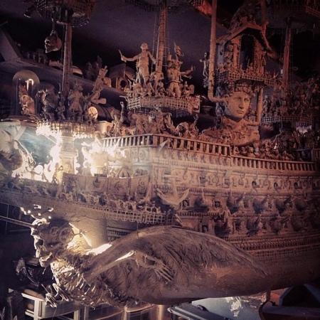 幽霊過ぎるオバケの海賊船の画像(6枚目)