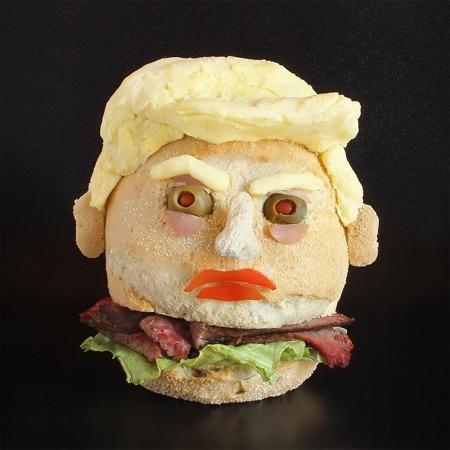 サンドイッチで作ったモンスターの画像(9枚目)